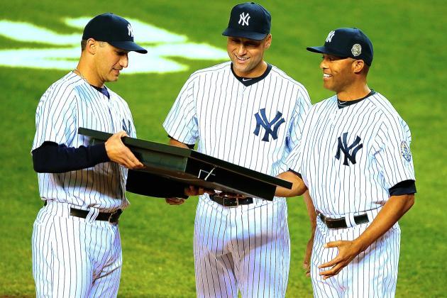 Is Derek Jeter the Last of New York Yankees' Homegrown Immortals?