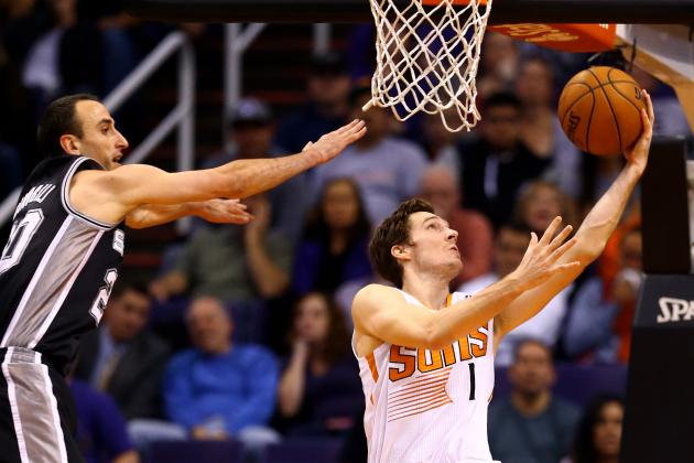 Why Phoenix Suns Point Guard Goran Dragic Is Must-See TV
