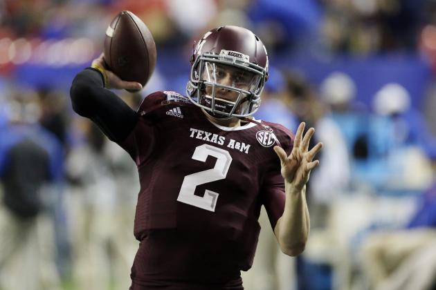 Johnny Manziel Won't Be the Immediate NFL Success Analysts Are Predicting