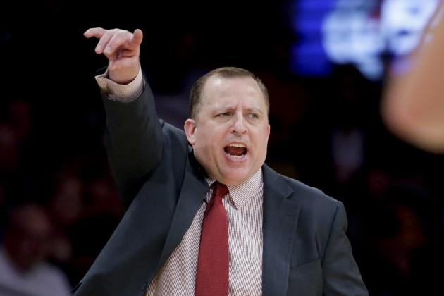 Tom Thibodeau and Steve Clifford Have Some Advice for NBA Coaches