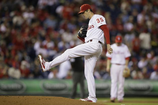 Cole Hamels: Short- and Long-Term Effects of Shoulder Tendinitis for Pitcher