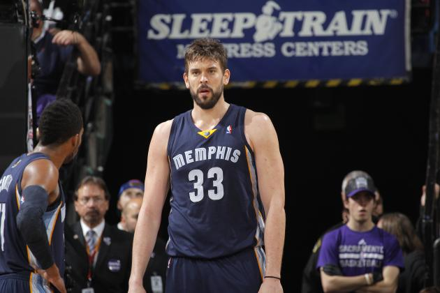 Marc Gasol Injury: Updates on Grizzlies Star's Knee and Return