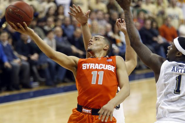 Syracuse vs. Pittsburgh: Live Score, Highlights and Reaction