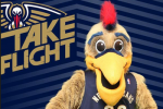 Pelicans Unveil 'Less Scary' Mascot