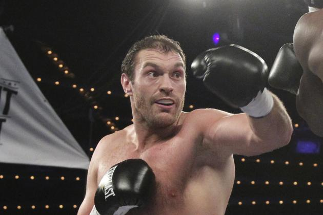 Tyson Fury vs. Joey Abell: Fight Time, Date, Live Stream, TV Info and More