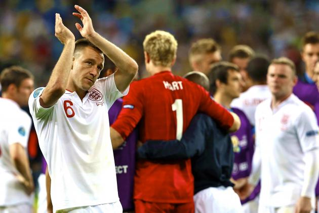 John Terry Threatens to Be England's Most Compelling World Cup Storyline...Again