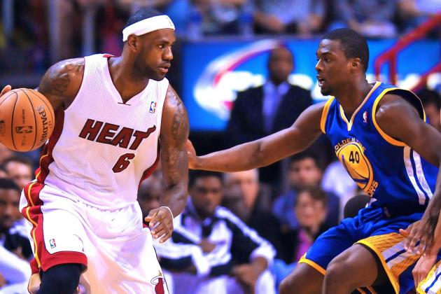 Miami Heat vs. Golden State Warriors: Live Score and Analysis