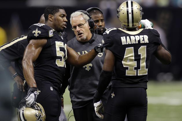 New Orleans Saints' Purge of Aging Veterans Won't Hurt Team's Super Bowl Chances