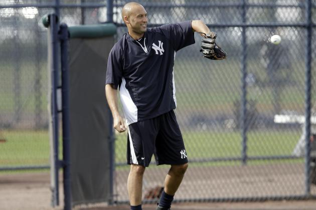 Derek Jeter to Retire with Numerous Yankees Franchise Records