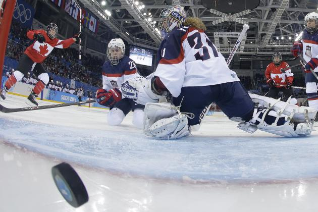 Olympic Hockey 2014: North American Battle Brings Women's Hockey to the Fore