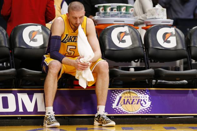 Lakers Looking to Avoid Franchise-Record 7th Consecutive Home Loss Thursday