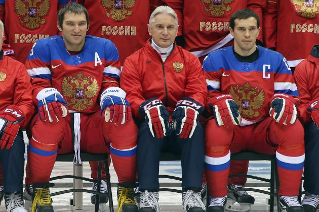 Russia vs. Slovenia: TV Info, Live Stream and More for Olympics Hockey 2014