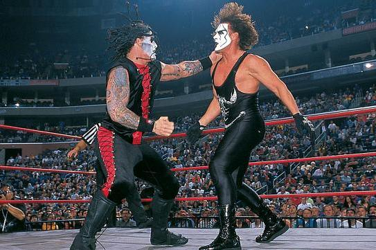 Report: Sting Wants to Face the Undertaker at WrestleMania XXX