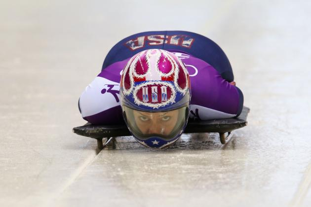 Olympic Skeleton 2014: Results Tracker, Medal Winners and More