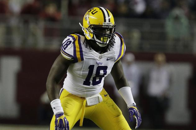Lamin Barrow NFL Draft 2014: Highlights, Scouting Report for Broncos ILB