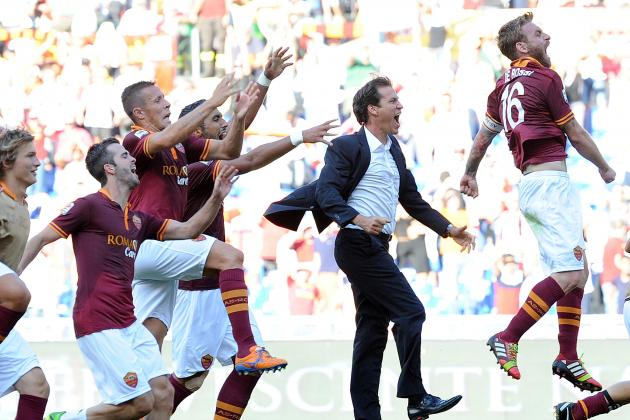 How Roma Can Conquer Serie A
