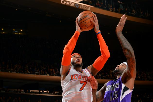 When Will NY Knicks Learn Carmelo Anthony Hero Ball Doesn't Work in the Clutch?