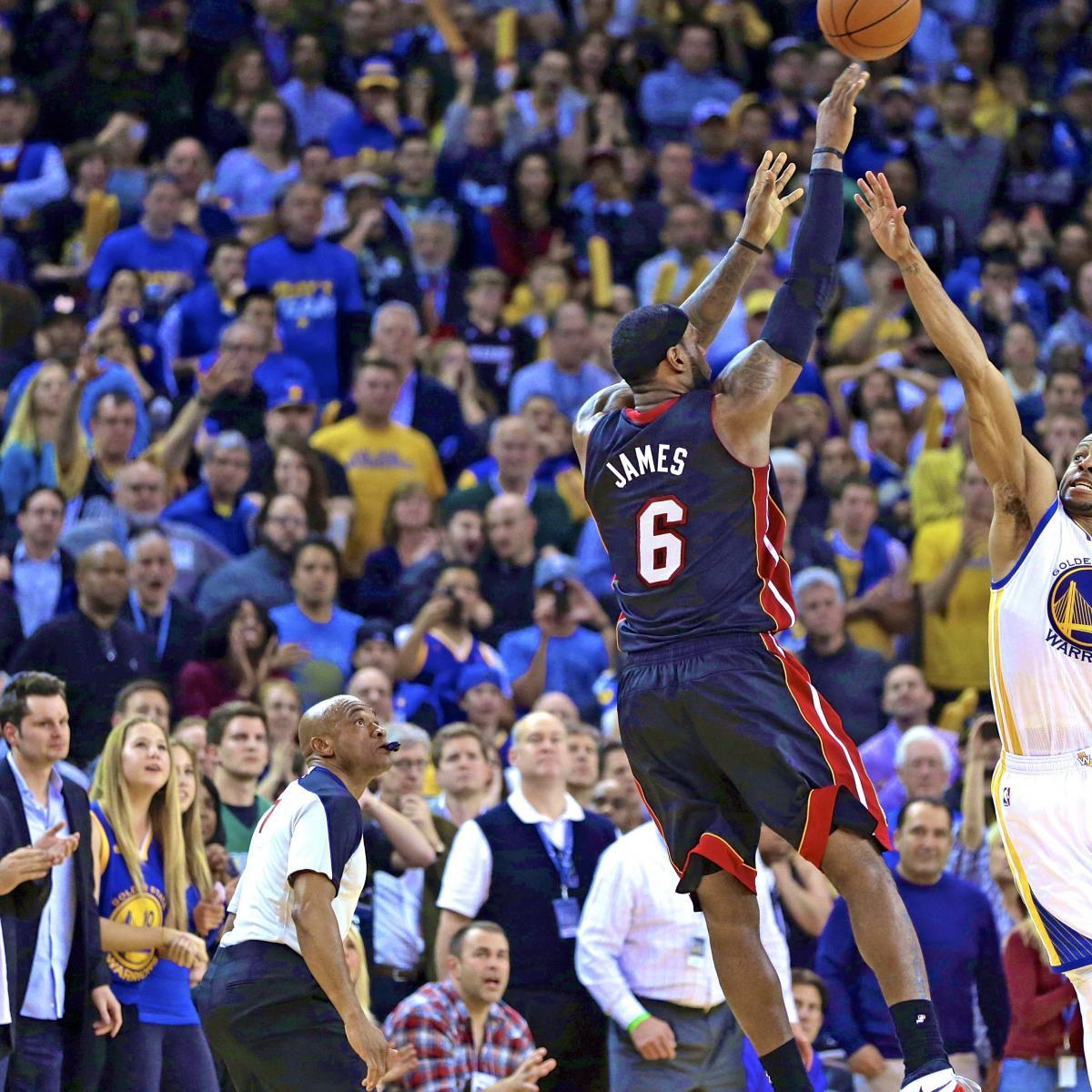 Miami Heat vs. Golden State Warriors 2/12/14: Video ...