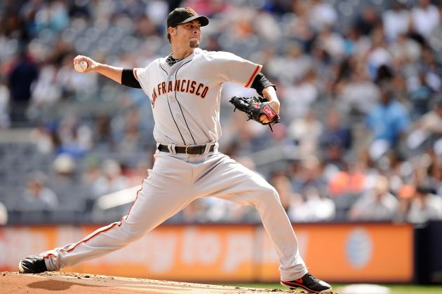 Why Ryan Vogelsong Will Be the Key to San Francisco Giants' Success in 2014