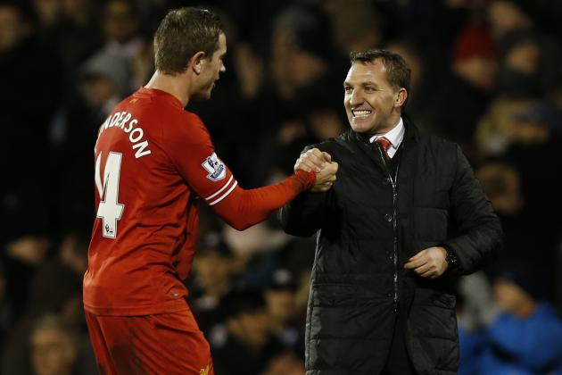 Liverpool Are the 'Chihuahuas' of Title Race, Says Brendan Rodgers