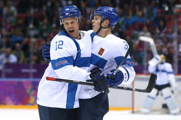 Finland vs. Austria: Score and Recap from 2014 Winter Olympics