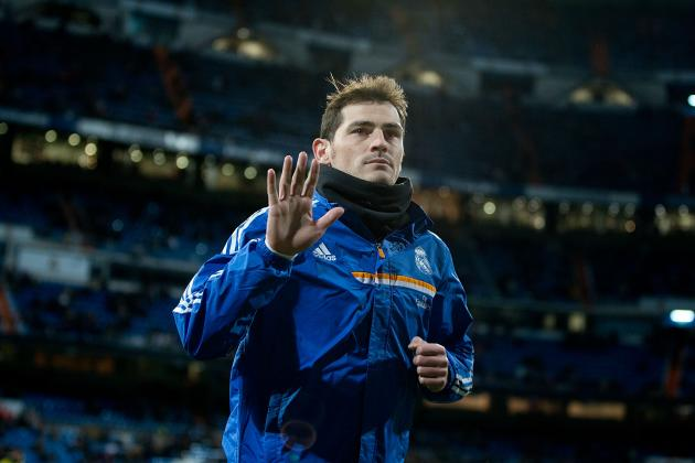 Iker Casillas Has Reached the End of the Line with Real Madrid