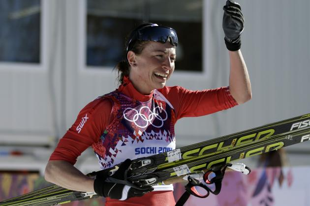 Cross Country Skiing Medal Results from Olympics 2014 Women's 10k Classical