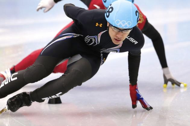 Olympic Short-Track Men's, Women's Speedskating 2014: Live 500m, Relay Results