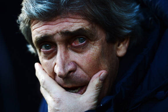 Manchester City Injuries Haunt Manuel Pellegrini for FA Cup Visit of Chelsea