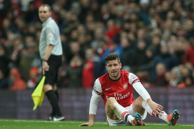 Film Focus: Night of Frustration All Round at the Emirates as Front Men Misfire