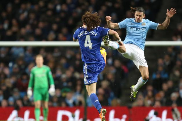 Chelsea FA Cup Tie Won't Be a Breeze for Manchester City, but They Have the Edge