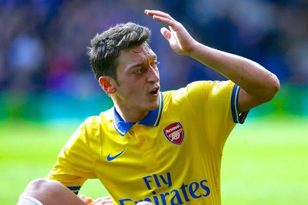 Explaining the Enigma That Is Mesut Ozil