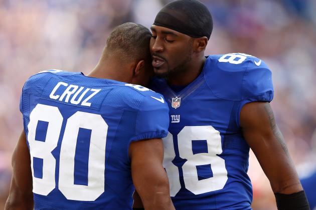 Victor Cruz Lobbying for Giants to Re-Sign Hakeem Nicks