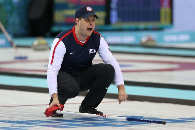Curling Men's and Women's Round-Robin Results from Day 6 of Olympics 2014
