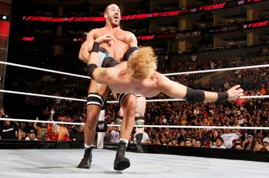 Antonio Cesaro Will Cement Bright Future with Elimination Chamber Performance