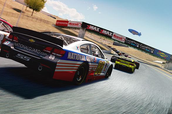 NASCAR '14: Release Date, Features and Preview