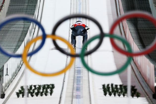 Winter Olympics 2014 Schedule: Live Stream, TV Info and Day 7 Preview