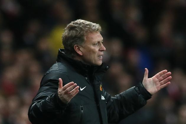 Manchester United Transfer News: £100 Million Fund Is David Moyes' Biggest Test