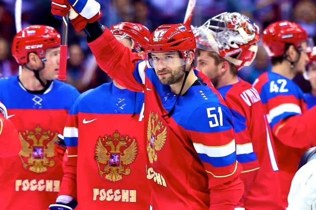 Russia vs. Slovenia: Score and Recap from 2014 Winter Olympics