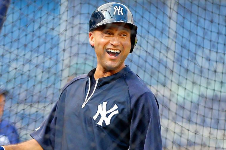 Comedian Tweets Funny Story About Derek Jeter Stealing His Girlfriend at Club