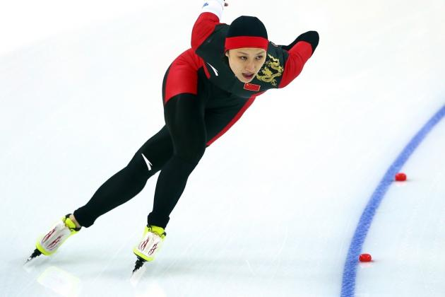 Olympic Speedskating 2014: Live Results, Highlights of Women's 1,000 Meters