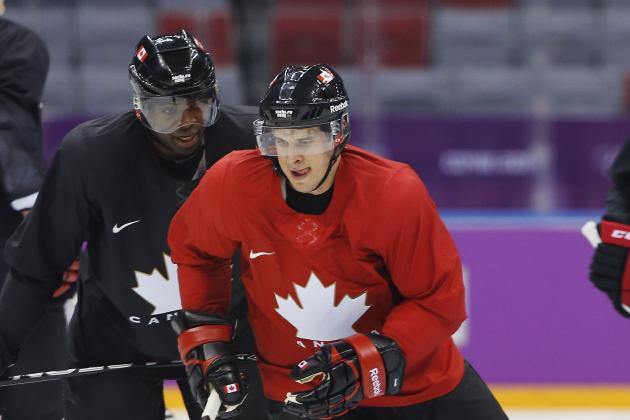 Norway vs. Canada Olympic Hockey 2014: Live Grades and Analysis for Team Canada