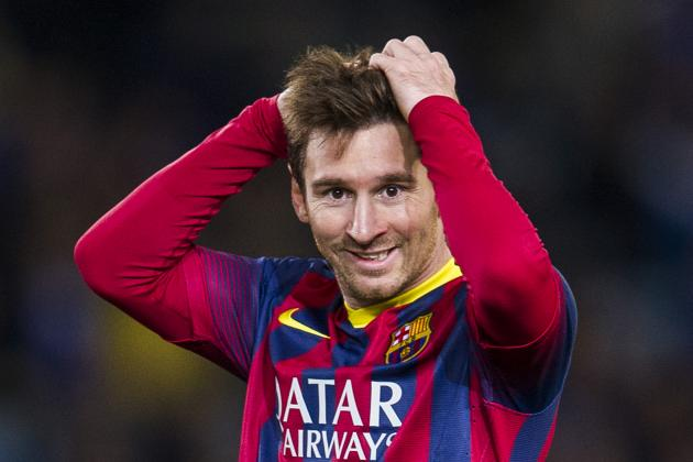 Barcelona Star Lionel Messi Proves Critics Wrong with Goalscoring Record