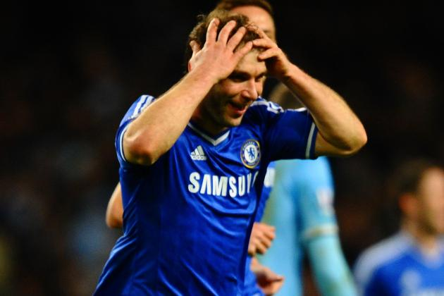 Analysing the Role of Branislav Ivanovic for Chelsea