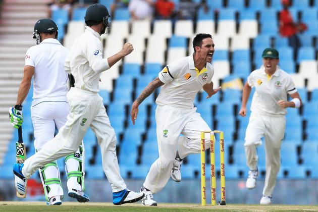 Is Mitchell Johnson the Best Bowler in World Cricket Right Now?