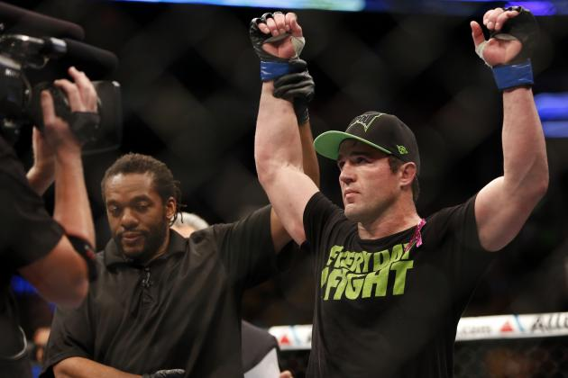 Chael Sonnen vs. Wanderlei Silva Moved to Brazil, off UFC 173 Card