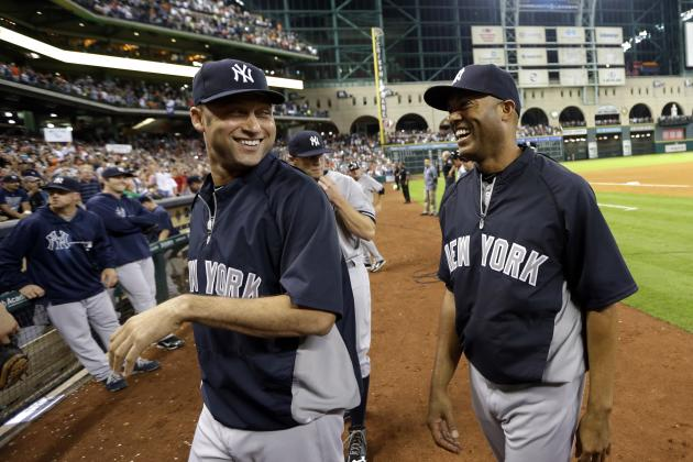Derek Jeter Odds: Batting Average, Total Games, Honus Wagner Chase