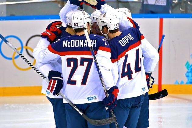 Olympic Men's Hockey: Is Team USA the Favorite After Dominant Win?