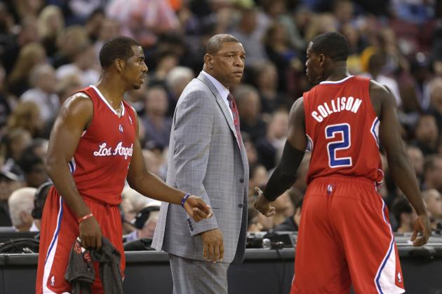 Will LA Clippers' Bench Be Their Undoing?