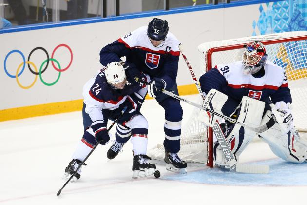 Olympic Hockey 2014: Scores and Latest Men's and Women's Standings After Day 6